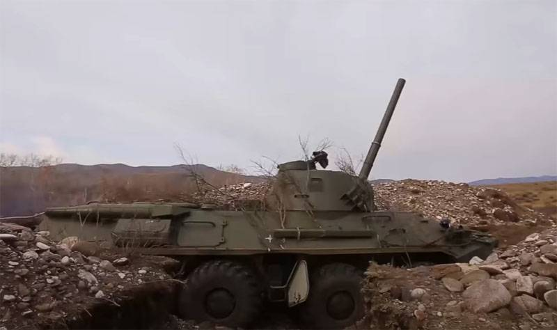 Everyday life of a separate motorized rifle mountain brigade in the Republic of Tuva