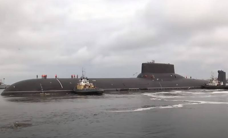 "The Pentagon announced the loss of the ""inaccessibility"" of the United States due to Russian submarines"