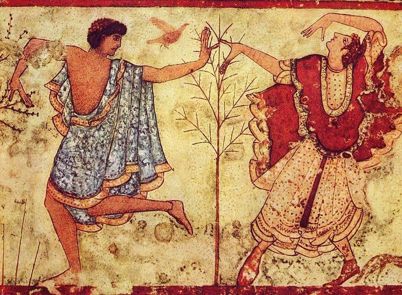 Antigua Roma: ropa para la paz y ropa para la guerra
