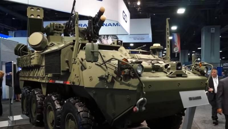 O Exército dos EUA escolheu o fornecedor do novo sistema de defesa aérea manobrável IM-SHORAD