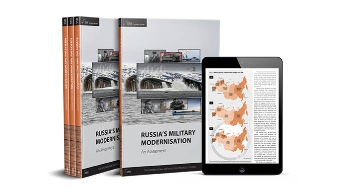 IISS: Russia at the peak of its military power