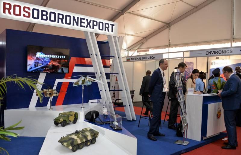 Rosoboronexport'a ABD yaptırımlarını uzattı