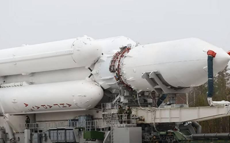 Le moment du deuxième lancement du lanceur lourd Angara-A5 est devenu connu