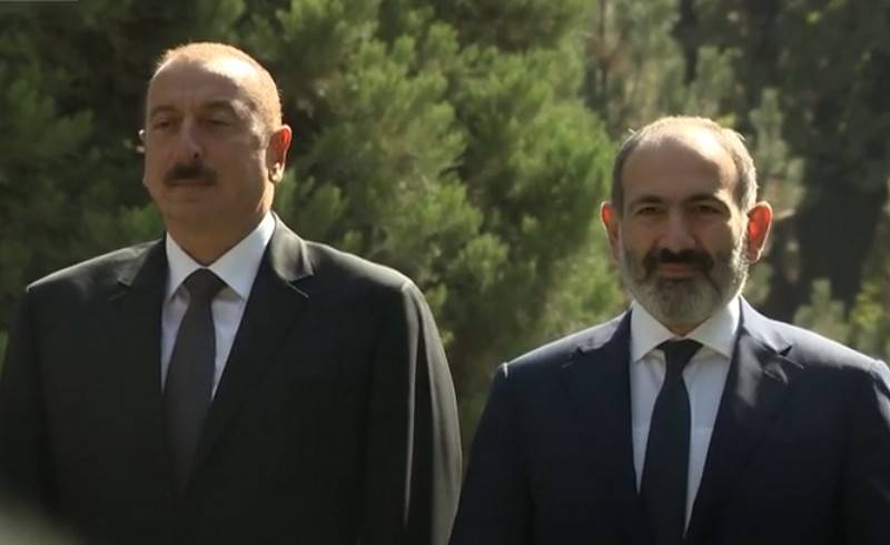 Aliyev considered the negotiations with Pashinyan senseless
