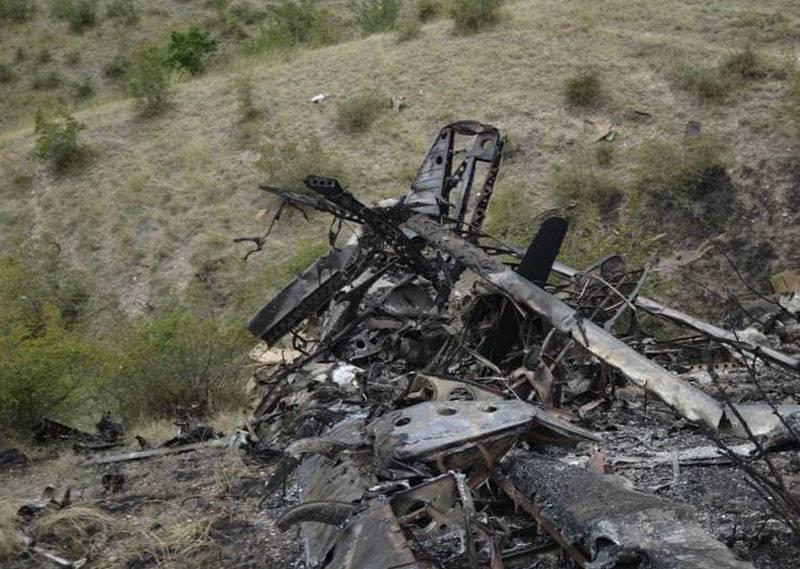 La parte armenia anunció una exitosa contraofensiva en una de las direcciones de la zona de conflicto.