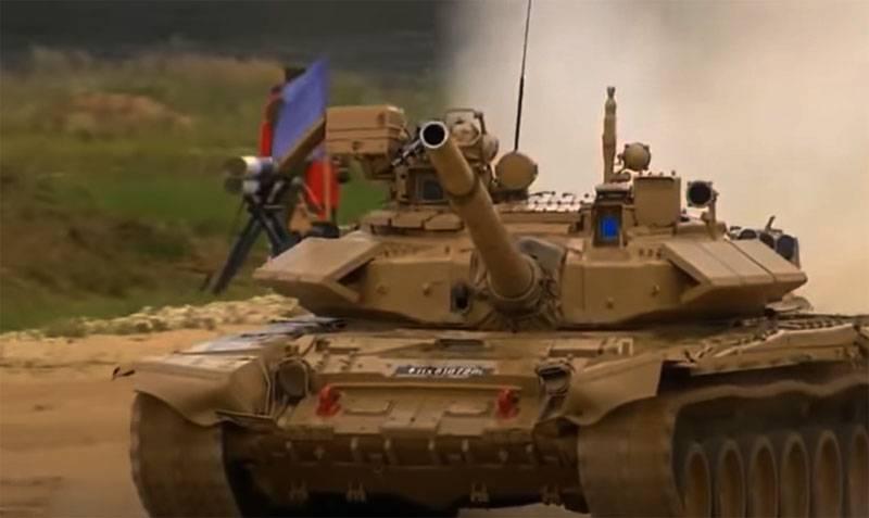 インドはT-90タンクにアンチタンクミサイルを装備することを計画しています