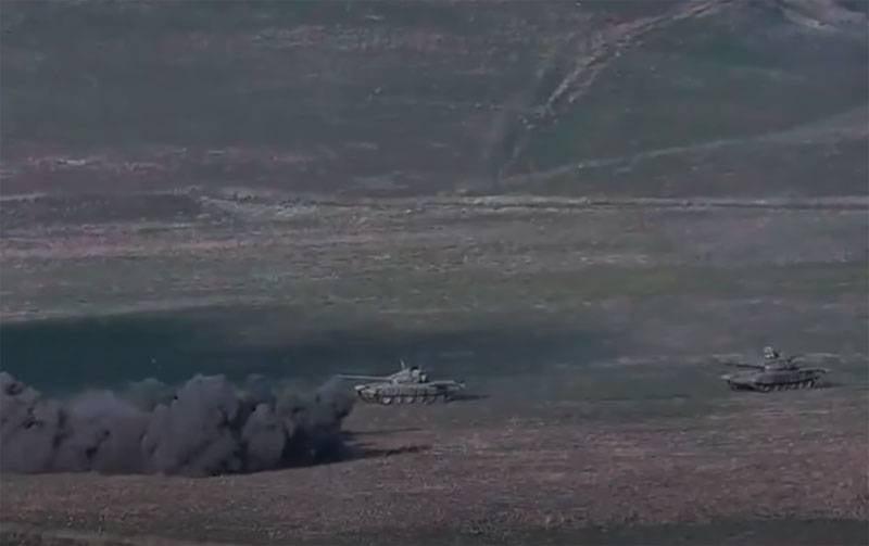 Sulla stampa statunitense: il fatto della distruzione di dozzine di carri armati in Karabakh in un breve periodo di tempo potrebbe indicare che il tempo dei carri armati è passato