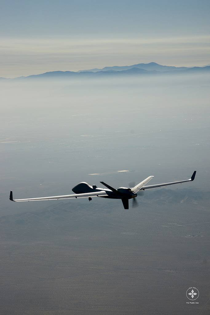 UAV Protector RG Mk 1 went to flight tests