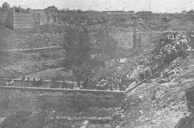 Armenian defeat. How the Turkish army captured Kars and Alexandropol