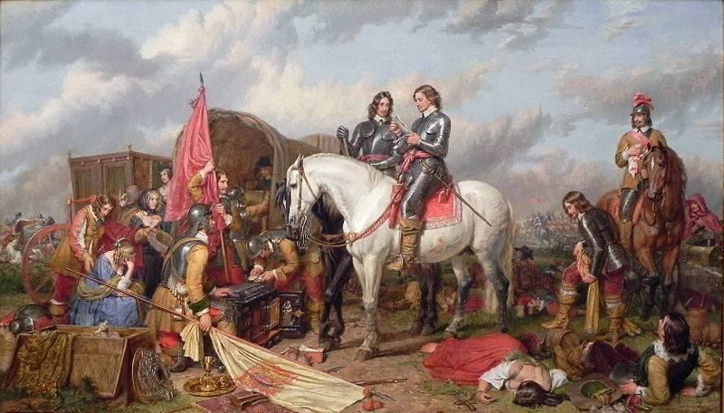 영국 혁명 : 피와 광기