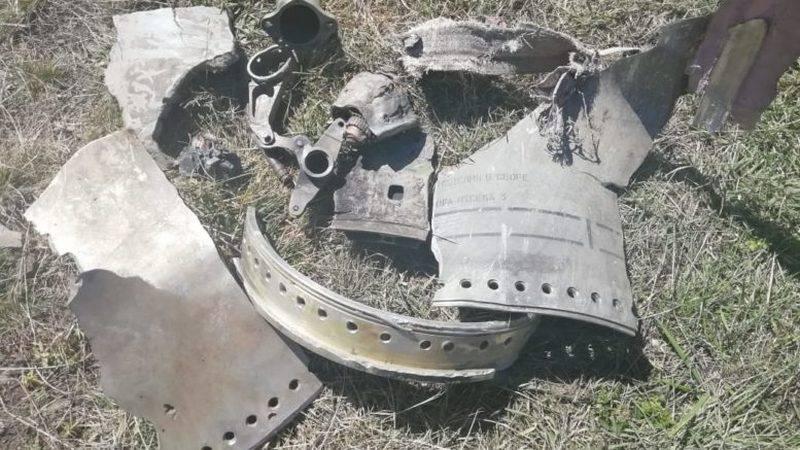 O Daguestão relatou a queda e explosão de um foguete desconhecido no sul da república