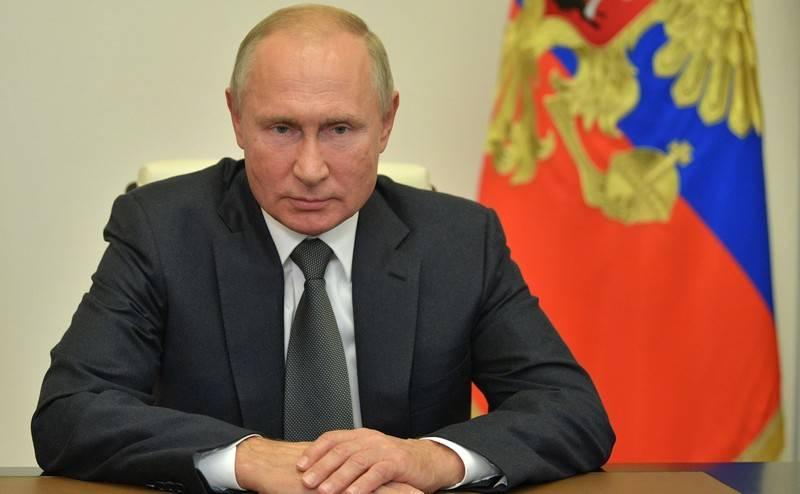 US-Presse: Putin, der versuchte, den Westen zu destabilisieren, war von Instabilität umgeben