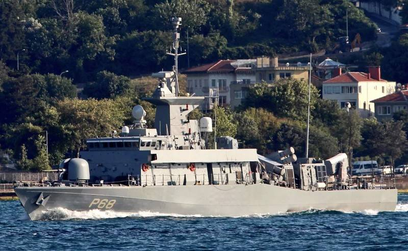 Ukrainian Navy will receive British boats: Kiev and London signed a preliminary agreement