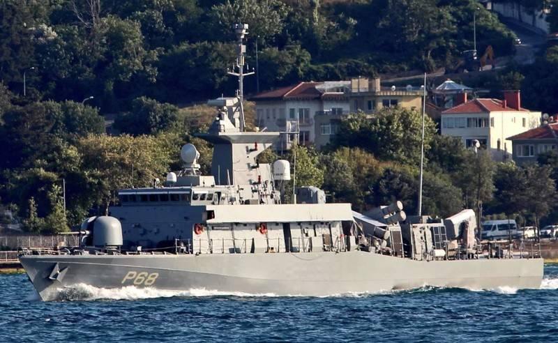 La marine ukrainienne recevra des bateaux britanniques: Kiev et Londres ont signé un accord préliminaire