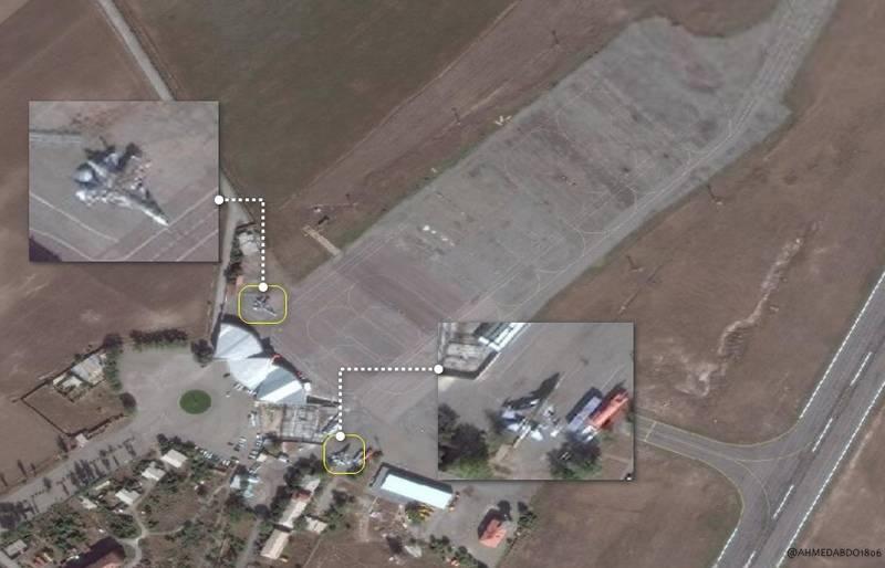 Ereván ha trasladado cazas Su-30SM de la Fuerza Aérea Armenia más cerca de la frontera turca