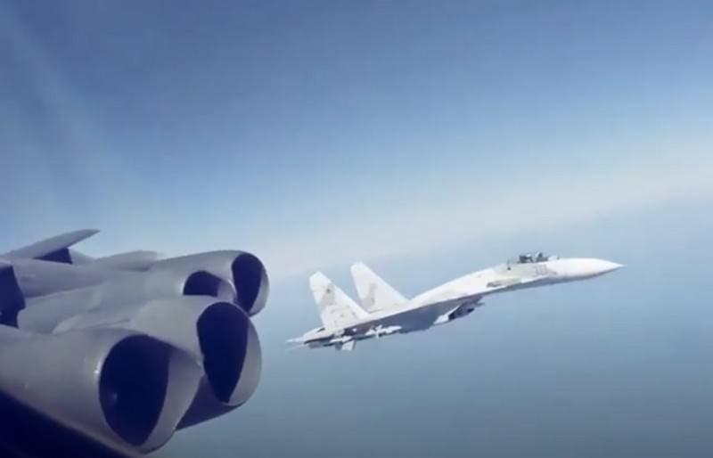 """Amerikalı pilotlar, Rus avcı uçaklarından gelen """"ölçek dışı"""" adrenalinden bahsetti"""