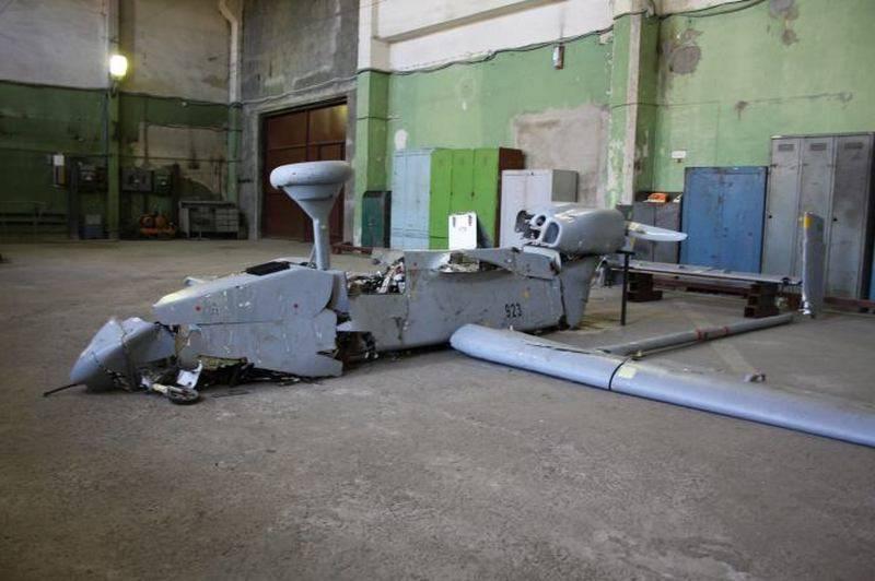 En Ucrania: más de 120 drones rusos fueron derribados en Donbas