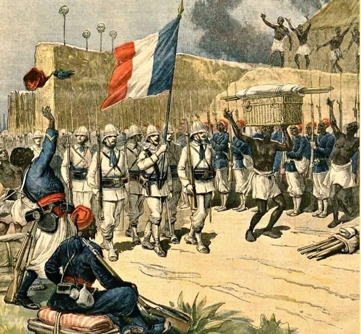 """Frankreich ist nicht mit seinen """"Fragmenten"""" verstreut"""
