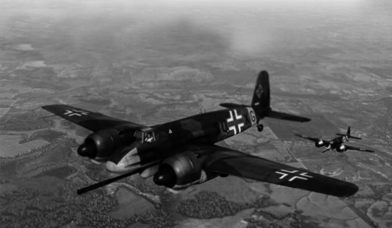 लड़ाकू विमान। हॉरर फ्लाइंग ... नहीं, सिर्फ हॉरर