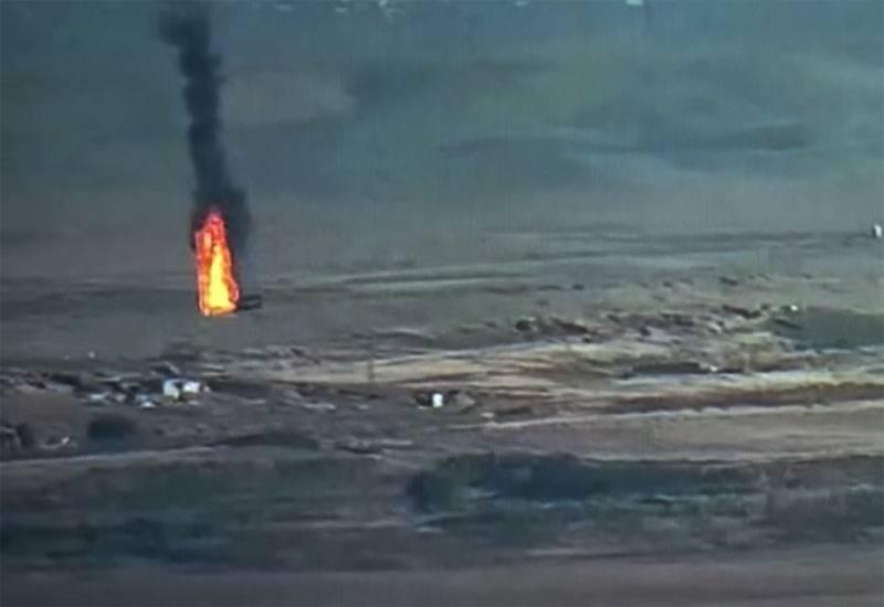 Azerbaiyán informa sobre la captura de otra aldea, Armenia, en el avión enemigo derribado