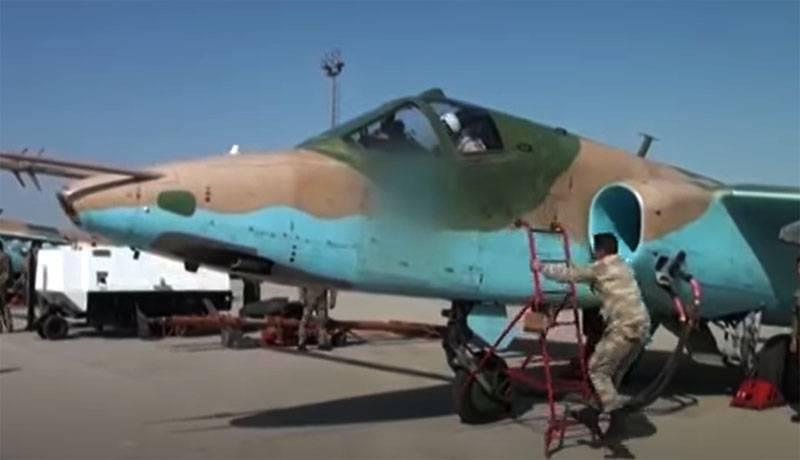 अर्मेनियाई रक्षा मंत्रालय ने अज़रबैजान वायु सेना को Su-25 के एक और नुकसान की घोषणा की