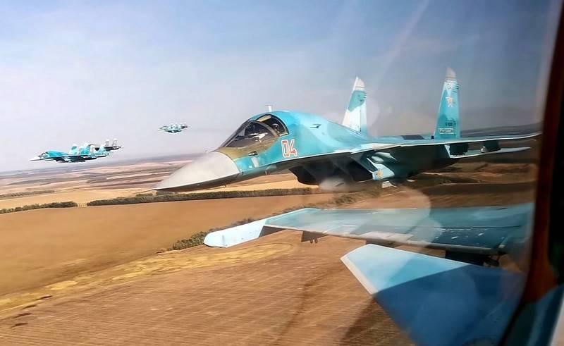 """हवाई युद्ध का संचालन करने के लिए सु -34 बमवर्षकों को """"सिखाना"""" होगा"""
