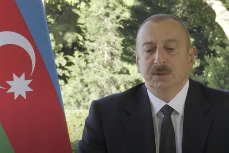 अलीयेव ने नागोर्नो-करबाख की स्वतंत्रता की मान्यता के परिणामों के बारे में चेतावनी दी