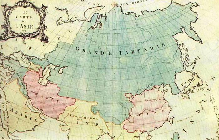 Rus Sürüsünün Gizemi ve Büyük Tatarcık