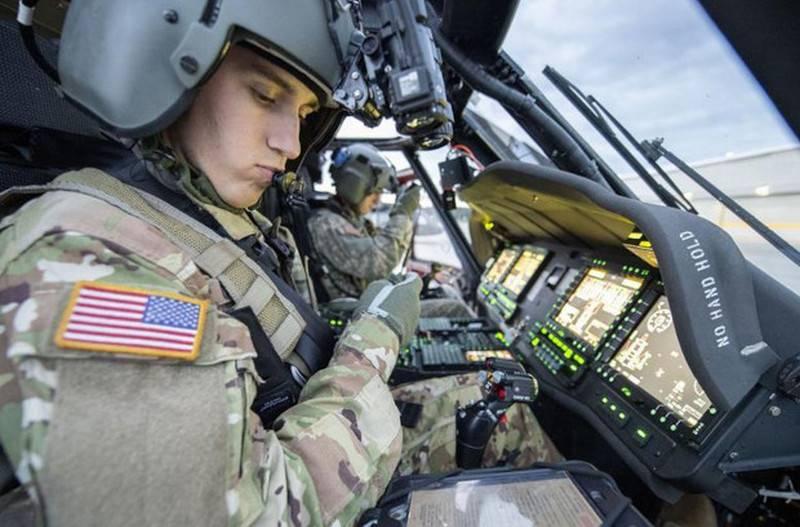 Армия США получила первый UH-60V со «стеклянной» кабиной