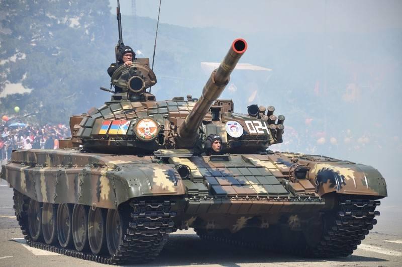 アルメニアとアゼルバイジャンの対立における武器の選択:地上部隊