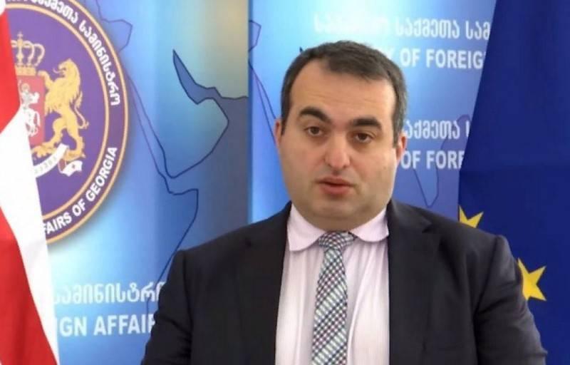 Ministério das Relações Exteriores da Geórgia comentou declarações sobre o trânsito de carga militar para o Azerbaijão