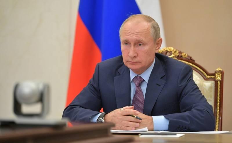 「失敗したアイデア」:米国は、START-3をXNUMX年間延長するというプーチンの提案を拒否しました