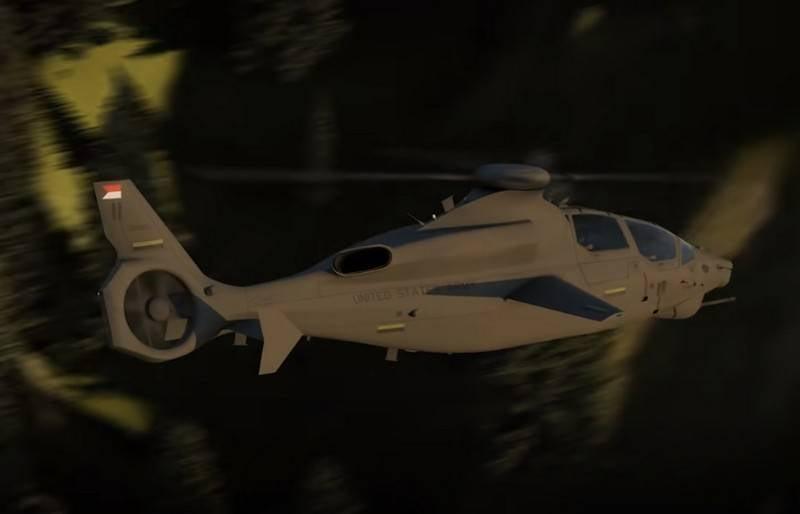有望な高速ベル360インビクタスヘリコプターの最初のプロトタイプの組み立てが米国で始まりました