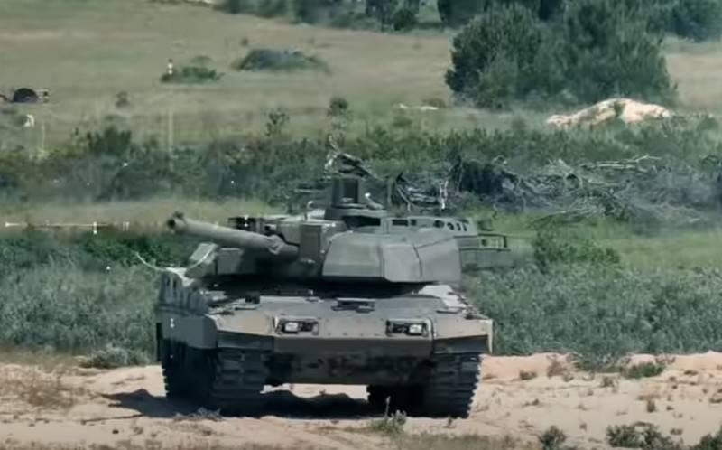फ्रांस और जर्मनी ने संयुक्त होनहार टैंक एमजीसीएस की परियोजना पर पहले खर्च का फैसला किया है