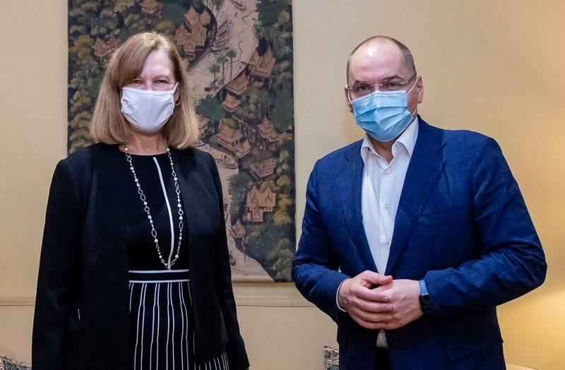 Les États-Unis ont décidé que l'Ukraine n'avait pas besoin d'un vaccin russe contre le coronavirus