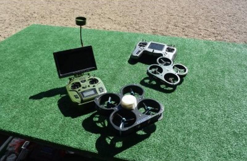 """O equipamento """"Ratnik"""" será complementado com um nano-drone"""