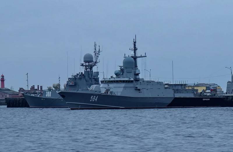 МРК «Одинцово» в рамках госиспытаний провёл стрельбы ЗРПК «Панцирь-М»