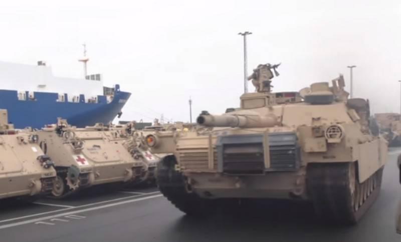 Estados Unidos acercará al ejército a la frontera de Rusia: Moscú está lista para acciones de represalia