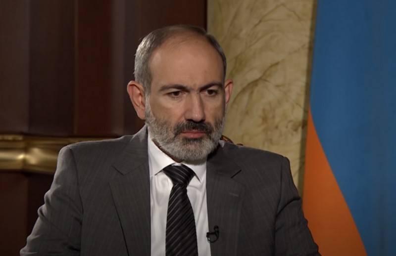 Pashinyan instó al pueblo armenio a tomar las armas y defender Karabaj