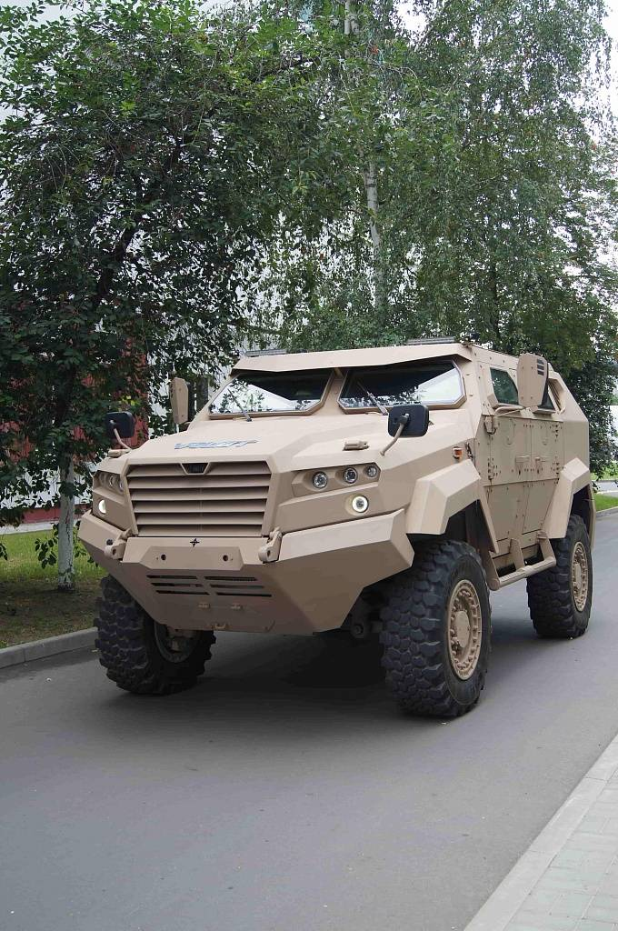 """Tiger"" in Belarusian. Minsk technologies for export"