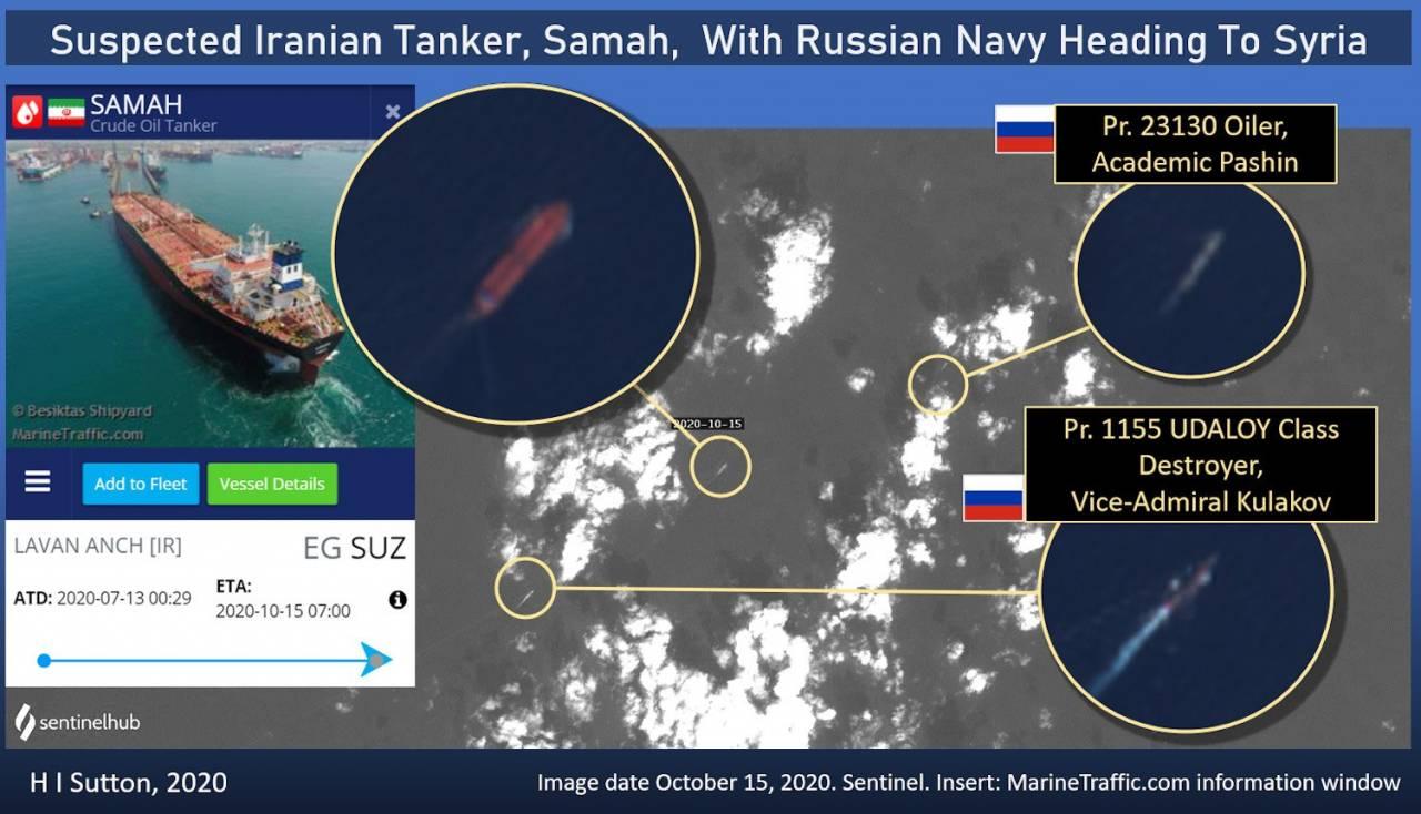 Военный флот США и Британии теперь не смогут захватывать иранские танкеры безнаказанно – Россия вмешалась