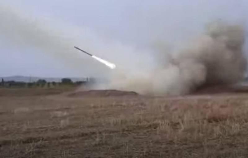 अजरबैजान ने आर्मेनिया पर बैलिस्टिक मिसाइलों से हमला करने का आरोप लगाया