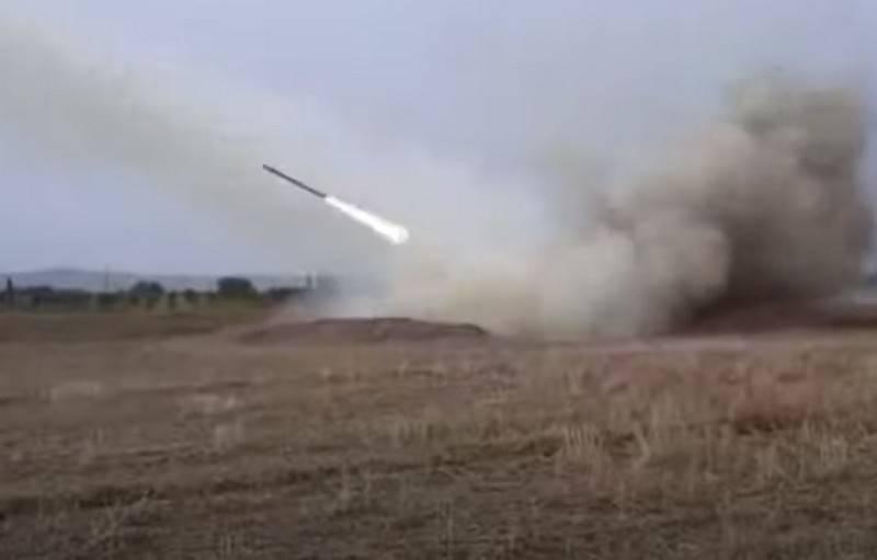 Азербайджан обвинил Армению в нанесении удара баллистическими ракетами