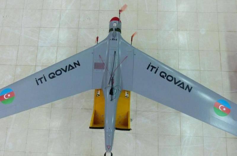 """""""A caccia di cani"""": l'Azerbaigian ha avviato la produzione di massa di nuovi droni d'attacco"""