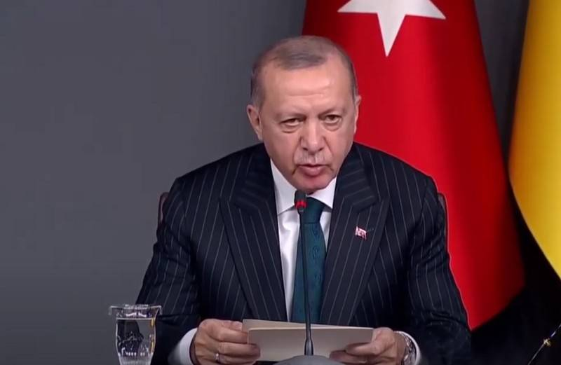 """""""We are not going to ask permission from the United States"""": Erdogan spoke about the tests of the S-400 air defense system"""