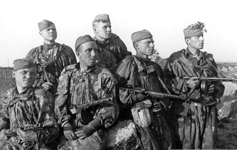 Советскому и российскому спецназу – семьдесят лет