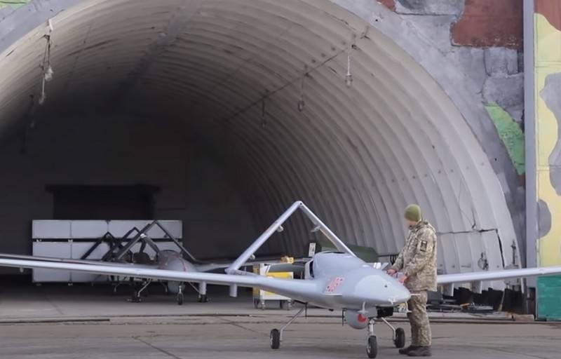 यूक्रेन तुर्की बेराकटर ड्रोन का उत्पादन करने की तैयारी कर रहा है