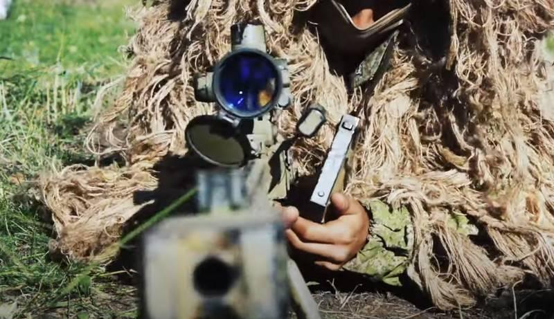 """Un lotto di fucili da cecchino di grosso calibro """"Kord-M"""" è entrato in servizio con il distretto militare meridionale"""
