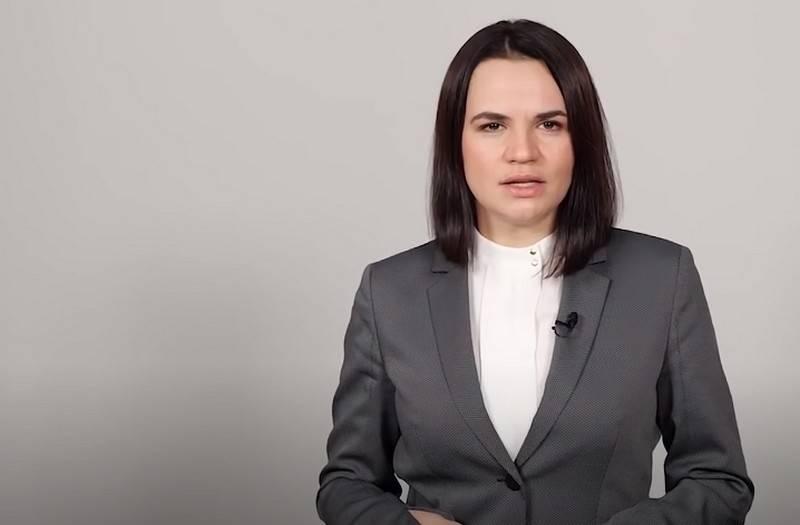 """""""Die Frist für die Erfüllung des Ultimatums ist abgelaufen"""": Tikhanovskaya forderte die Privatwirtschaft auf, den Generalstreik zu unterstützen"""