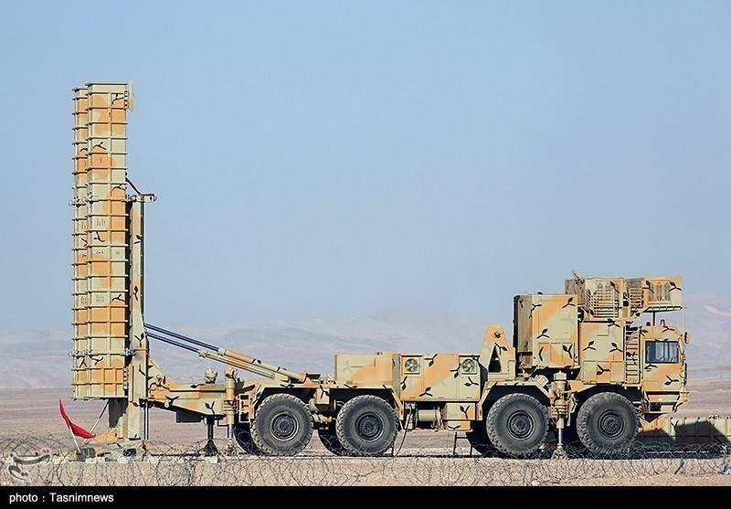 イランは長距離防空システム「ババール-373」を近代化しています